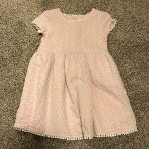 Pink OshKosh Dress, Size 4T- Perfect Easter Dress